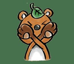 tanu-tanu sticker #89429