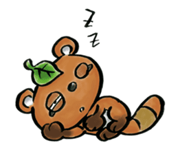 tanu-tanu sticker #89431