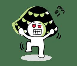 muuuuuushrooooom! vol.1 sticker #89609