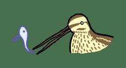 Kawaii Japanese Birds sticker #89822