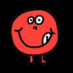 smileys colorful