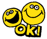smileys colorful sticker #89968