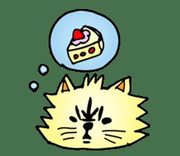 Me-chan sticker #90413