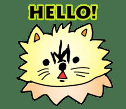 Me-chan sticker #90415