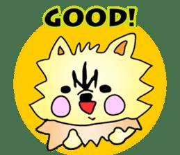 Me-chan sticker #90418