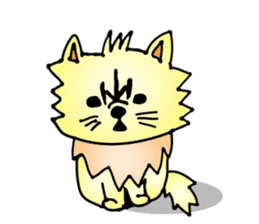 Me-chan sticker #90419