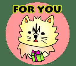 Me-chan sticker #90422