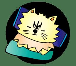 Me-chan sticker #90429