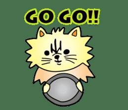 Me-chan sticker #90430