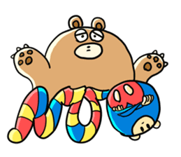 Zoo Attack!! with Supy sticker #90811