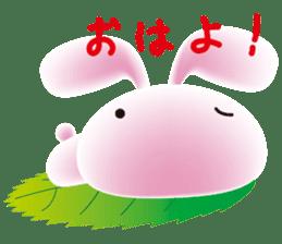 mochi-usagi sticker #90876