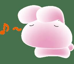 mochi-usagi sticker #90882