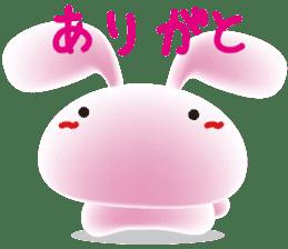 mochi-usagi sticker #90885