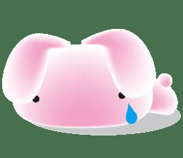 mochi-usagi sticker #90888
