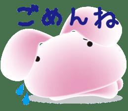 mochi-usagi sticker #90889