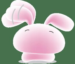 mochi-usagi sticker #90890