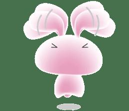 mochi-usagi sticker #90891