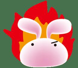 mochi-usagi sticker #90897