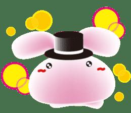 mochi-usagi sticker #90901