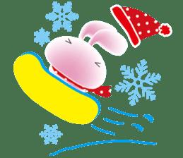 mochi-usagi sticker #90905