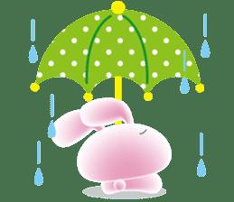 mochi-usagi sticker #90910