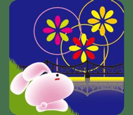 mochi-usagi sticker #90911