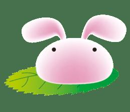 mochi-usagi sticker #90912