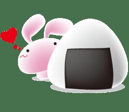 mochi-usagi sticker #90913