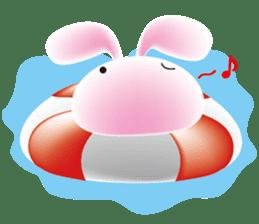 mochi-usagi sticker #90915