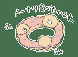 food bear sticker #90933