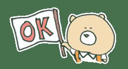 food bear sticker #90942