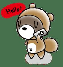 KachiKachi combination sticker #90962