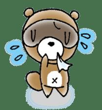 KachiKachi combination sticker #90966