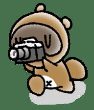 KachiKachi combination sticker #90977
