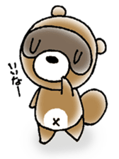 KachiKachi combination sticker #90988