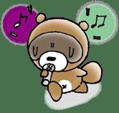 KachiKachi combination sticker #90990