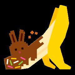Chocolate Bunny Pulpy