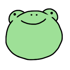 Andre of frog