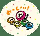 marugao daruma sticker #92698