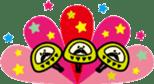 marugao daruma sticker #92700