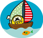 marugao daruma sticker #92713