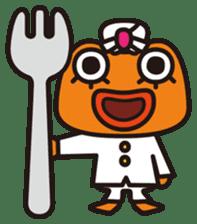 Von curry<curry shop Battle> sticker #92851