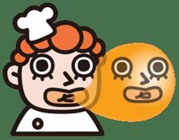 Von curry<curry shop Battle> sticker #92857