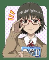 Kozue Kurishita sticker #92925