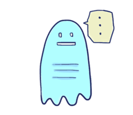 Hello Alien U sticker #93144