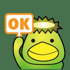 Hello! Kapan!! sticker #94062