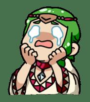 Seijo-Ufa & Orusu sticker #94079
