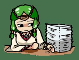 Seijo-Ufa & Orusu sticker #94087