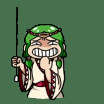 Seijo-Ufa & Orusu sticker #94089