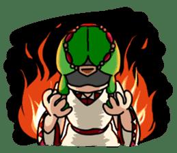 Seijo-Ufa & Orusu sticker #94095